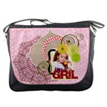girl - Messenger Bag