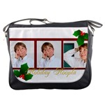 happy holiday - Messenger Bag