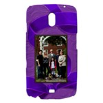 purple phone - Samsung Galaxy Nexus i9250 Hardshell Case