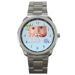 baby boy - Sport Metal Watch