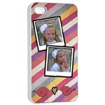 iphone 4 case white - Apple iPhone 4/4s Seamless Case (White)