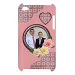 Romance Apple iPod Touch 4G Hardshell Case