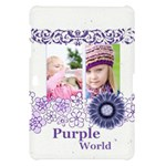 purple world - Samsung Galaxy Tab 10.1  P7500 Hardshell Case