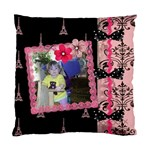 French Quarter - Cushion Case (one side) #3 - Standard Cushion Case (One Side)