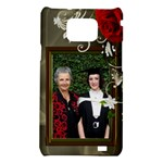 Celebration Samsung Galaxy SII Hardshell Case - Samsung Galaxy S2 i9100 Hardshell Case