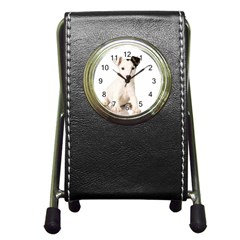 55190649 Stationery Holder Clock by joscollection