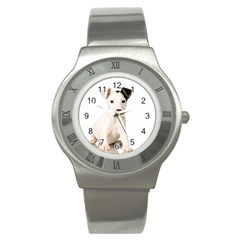 55190649 Stainless Steel Watch (round) by joscollection