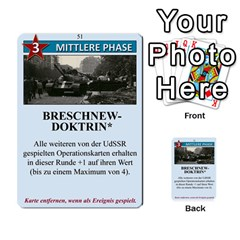 Twilight Struggle German Part 1 By Martin Hoefer   Multi Purpose Cards (rectangle)   Zqz80vkjgnsm   Www Artscow Com Front 51