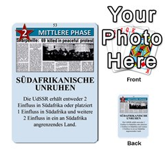 Twilight Struggle German Part 1 By Martin Hoefer   Multi Purpose Cards (rectangle)   Zqz80vkjgnsm   Www Artscow Com Front 53