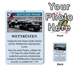 Twilight Struggle German Part 1 By Martin Hoefer   Multi Purpose Cards (rectangle)   Zqz80vkjgnsm   Www Artscow Com Front 39