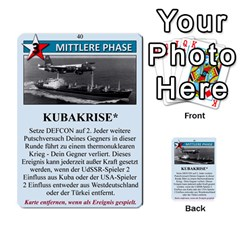 Twilight Struggle German Part 1 By Martin Hoefer   Multi Purpose Cards (rectangle)   Zqz80vkjgnsm   Www Artscow Com Front 40