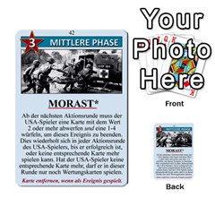 Twilight Struggle German Part 1 By Martin Hoefer   Multi Purpose Cards (rectangle)   Zqz80vkjgnsm   Www Artscow Com Front 42
