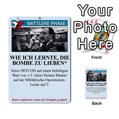 Twilight Struggle German Part 1 By Martin Hoefer   Multi Purpose Cards (rectangle)   Zqz80vkjgnsm   Www Artscow Com Front 46