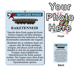 Twilight Struggle German Part 1 By Martin Hoefer   Multi Purpose Cards (rectangle)   Zqz80vkjgnsm   Www Artscow Com Front 49