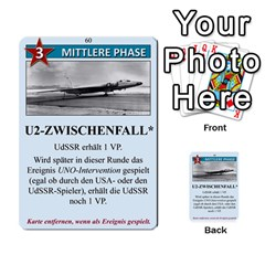 Twilight Struggle German Part 2 By Martin Hoefer   Multi Purpose Cards (rectangle)   86z7az3u0l0i   Www Artscow Com Front 6