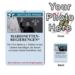 Twilight Struggle German Part 2 By Martin Hoefer   Multi Purpose Cards (rectangle)   86z7az3u0l0i   Www Artscow Com Front 12