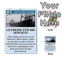 Twilight Struggle German Part 2 By Martin Hoefer   Multi Purpose Cards (rectangle)   86z7az3u0l0i   Www Artscow Com Front 13
