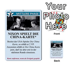 Twilight Struggle German Part 2 By Martin Hoefer   Multi Purpose Cards (rectangle)   86z7az3u0l0i   Www Artscow Com Front 17