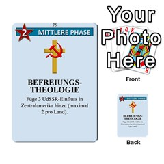 Twilight Struggle German Part 2 By Martin Hoefer   Multi Purpose Cards (rectangle)   86z7az3u0l0i   Www Artscow Com Front 21