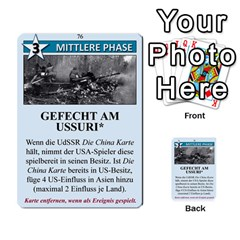 Twilight Struggle German Part 2 By Martin Hoefer   Multi Purpose Cards (rectangle)   86z7az3u0l0i   Www Artscow Com Front 22