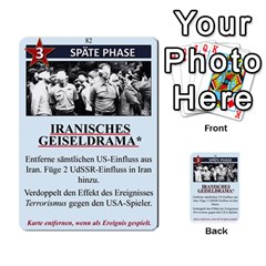 Twilight Struggle German Part 2 By Martin Hoefer   Multi Purpose Cards (rectangle)   86z7az3u0l0i   Www Artscow Com Front 28