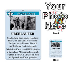 Twilight Struggle German Part 2 By Martin Hoefer   Multi Purpose Cards (rectangle)   86z7az3u0l0i   Www Artscow Com Front 49