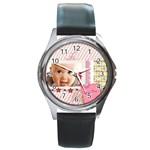 sweet - Round Metal Watch