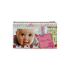 Sweet By Joely   Cosmetic Bag (small)   6cp3zrdqzvp2   Www Artscow Com Back