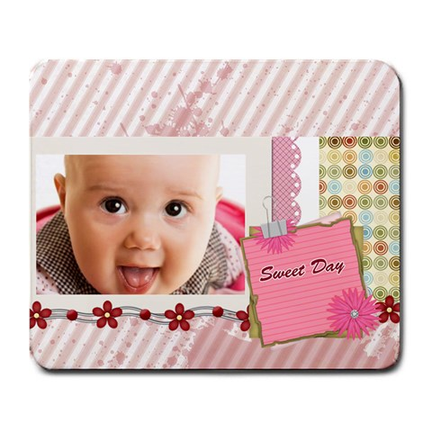 Sweet By Joely   Large Mousepad   Yivcv8bxgesc   Www Artscow Com Front