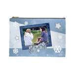 Simply Christmas Vol 2 - Cosmetic Bag (Lg)  - Cosmetic Bag (Large)
