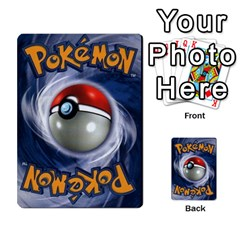Pokemon By Cheesedork   Playing Cards 54 Designs   Rqeon3f3tcgo   Www Artscow Com Back