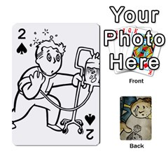 Falloutdeck By Brianna   Playing Cards 54 Designs   8ez5c41iwcr1   Www Artscow Com Front - Spade2