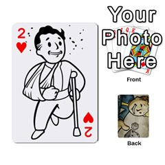 Falloutdeck By Brianna   Playing Cards 54 Designs   8ez5c41iwcr1   Www Artscow Com Front - Heart2