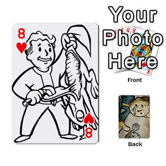 Falloutdeck By Brianna   Playing Cards 54 Designs   8ez5c41iwcr1   Www Artscow Com Front - Heart8