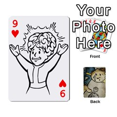 Falloutdeck By Brianna   Playing Cards 54 Designs   8ez5c41iwcr1   Www Artscow Com Front - Heart9