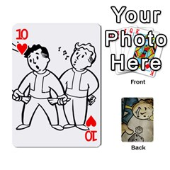 Falloutdeck By Brianna   Playing Cards 54 Designs   8ez5c41iwcr1   Www Artscow Com Front - Heart10