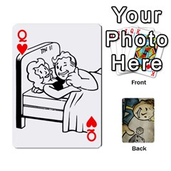 Queen Falloutdeck By Brianna   Playing Cards 54 Designs   8ez5c41iwcr1   Www Artscow Com Front - HeartQ