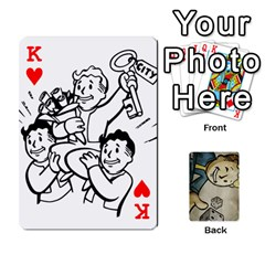 King Falloutdeck By Brianna   Playing Cards 54 Designs   8ez5c41iwcr1   Www Artscow Com Front - HeartK