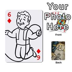 Falloutdeck By Brianna   Playing Cards 54 Designs   8ez5c41iwcr1   Www Artscow Com Front - Diamond6