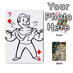 Falloutdeck By Brianna   Playing Cards 54 Designs   8ez5c41iwcr1   Www Artscow Com Front - Diamond7