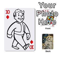 Falloutdeck By Brianna   Playing Cards 54 Designs   8ez5c41iwcr1   Www Artscow Com Front - Diamond10