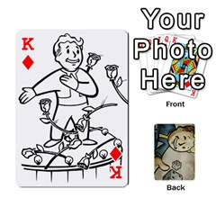 King Falloutdeck By Brianna   Playing Cards 54 Designs   8ez5c41iwcr1   Www Artscow Com Front - DiamondK
