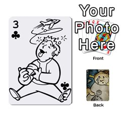 Falloutdeck By Brianna   Playing Cards 54 Designs   8ez5c41iwcr1   Www Artscow Com Front - Club3