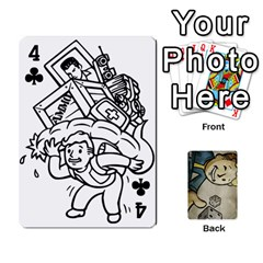 Falloutdeck By Brianna   Playing Cards 54 Designs   8ez5c41iwcr1   Www Artscow Com Front - Club4
