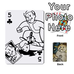 Falloutdeck By Brianna   Playing Cards 54 Designs   8ez5c41iwcr1   Www Artscow Com Front - Club5