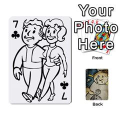 Falloutdeck By Brianna   Playing Cards 54 Designs   8ez5c41iwcr1   Www Artscow Com Front - Club7
