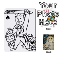 Falloutdeck By Brianna   Playing Cards 54 Designs   8ez5c41iwcr1   Www Artscow Com Front - Spade9