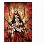 The Red Queen  Large Poster Flag (Two Sides)
