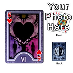 Persona Playing Cards By Anon   Playing Cards 54 Designs   R7f6e23xdd2v   Www Artscow Com Front - Heart6