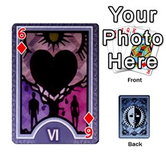 Persona Playing Cards By Anon   Playing Cards 54 Designs   R7f6e23xdd2v   Www Artscow Com Front - Diamond6